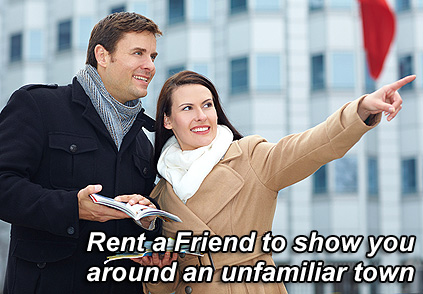 Rent A Friend To Meet New People And Find Platonic